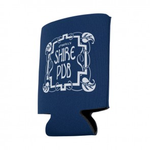 Budget Pocket Can Holder-Navy-Blue