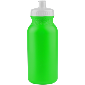 The Omni - 20 oz. Bike Bottles Colors-Neon-Green