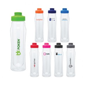 Custom Water Bottles - 16 oz H2Go Double Wall Tritan Water Bottle