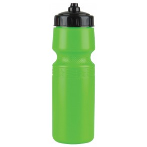 The Mighty Shot - 24. oz. Bike Bottles (Valve Lid)-Lime-Green