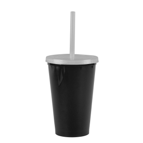 Cups-On-The-Go -20 oz. Stadium Cup-Black