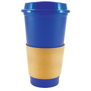 Sip N Style Stackable Tumblers | 16 oz - Reflex Blue