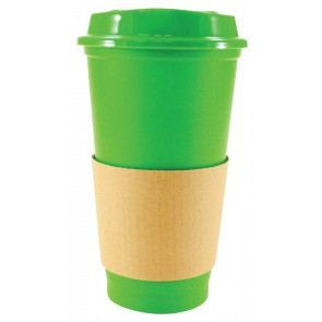 Sip N Style Stackable Tumblers | 16 oz - Lime Green