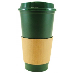Sip N Style Stackable Tumblers | 16 oz - Hunter Green
