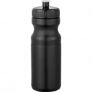 Easy Squeezy Sports Bottles - Spirit   24 oz - Black