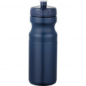 Easy Squeezy Sports Bottles - Spirit   24 oz - Navy Blue