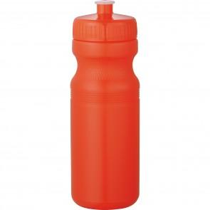 Easy Squeezy Sports Bottles - Spirit   24 oz - Orange