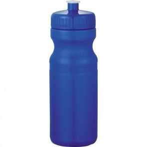 Easy Squeezy Sports Bottles - Spirit   24 oz - Royal Blue