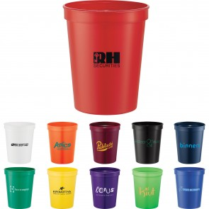 Promotional Cups - Rally Stadium Cup | 16 oz