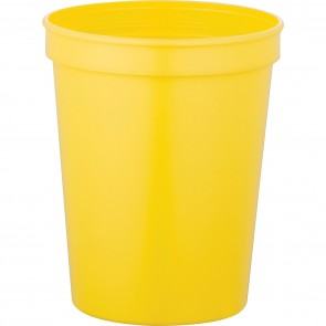 Rally Stadium Cup | 16 oz - Yellow