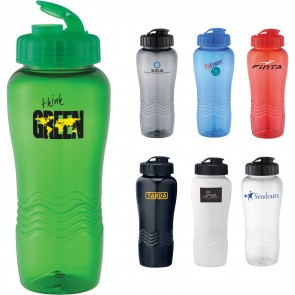 Personalized Sports Water Bottles - Surfside Sports Bottles | 26 oz