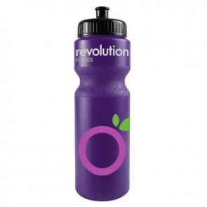 The Journey Bottles - 28 oz. Bike Bottles Colors-Violet