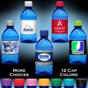 Custom Labeled Water | 12 fl oz. - Blue