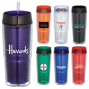 Personalized Tumblers - Xander Tumbler With Straw | 20 oz