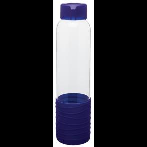 20 oz H2Go Oasis Glass Water Bottles