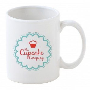 Promotional Mugs - Cafe Mug | 11 oz