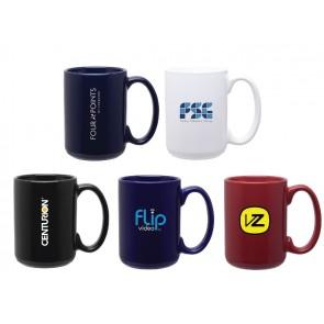 Ceramic Grande Mug | 15 oz