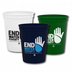 Cups-On-The-Go -16 oz. Recycled Stadium Cup
