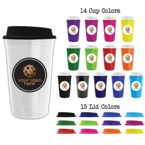 15 oz Digital Traveler Tumbler