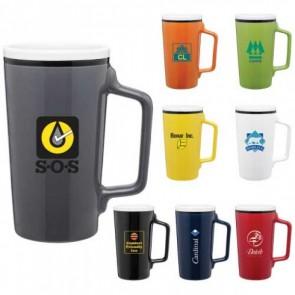 Tecla Ceramic Mug | 18 oz