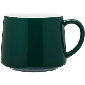 Green Aroma Ceramic Mugs   10 oz