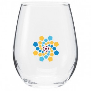 Vina Stemless Glass Wine Taster | 12 oz