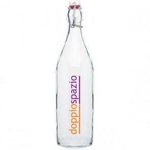 H2go Giara 34 oz Glass Bottle