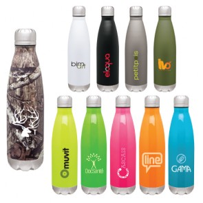 Personalized Water Bottles - H2Go Force Thermal Bottle | 26 oz