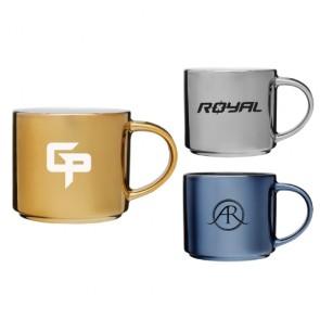 16 oz Monaco Metallic Mug