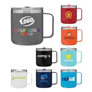 12 oz Insulated Camper Mug