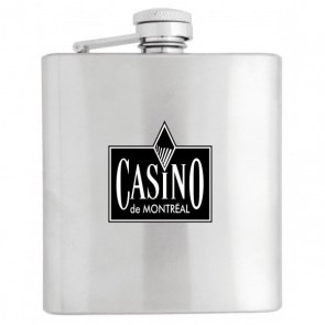 Stainless Steel Flask 6 oz.