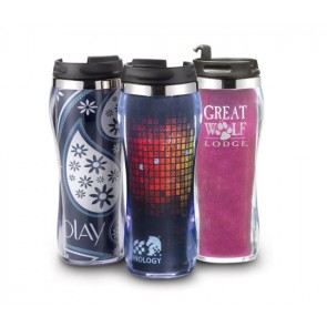Hollywood With Paper Insert | 16 oz
