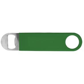 Bartender's Vinyl Bottle Opener-Green