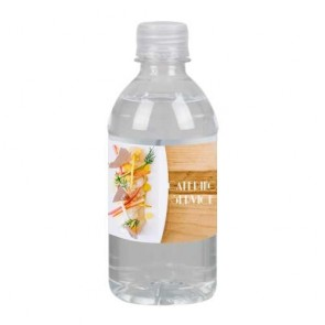 12 oz Bottled Water - Standard Label