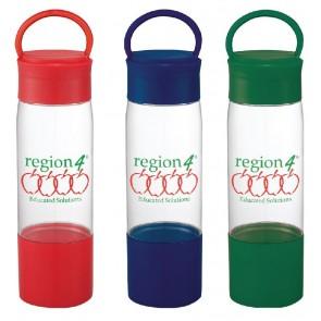 Color Band Tritan BPA Free Bottles | 22 oz