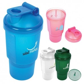 The Double Shaker Cup | 19 oz