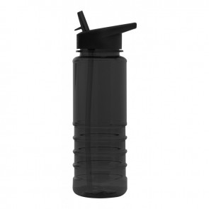 The San Clemente Water Bottles-Black