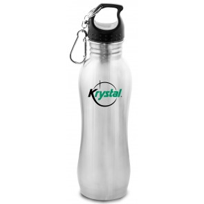 Custom Logo Water Bottles - The La Jolla Water Bottles