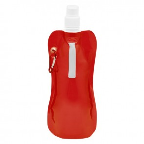 The Sorento Water Pouch-Red