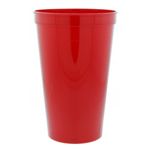 22 oz. Stadium Cups-Red