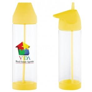 Roy G Biv Easy Clean Plastic Bottle | 30 oz