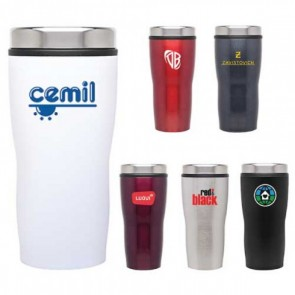 Custom Tumblers - Double Wall Stainless Steel Stealth Tumbler | 16 oz