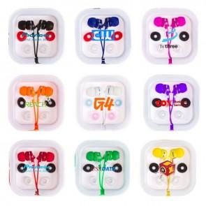 Printed Extended Ear Phones