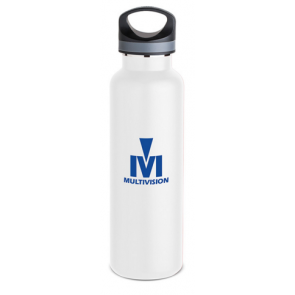 20 oz Tundra Vacuum Insulated Bottles - White