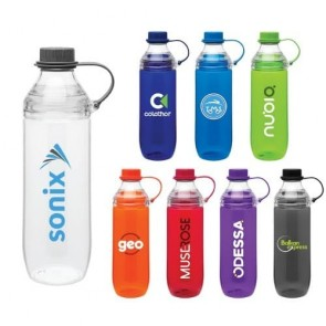 Custom Water Bottles - 25 oz Tritan Dual Core Water Bottle