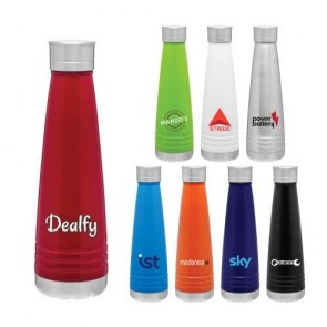 Custom Water Bottles - 14 oz Vacuum Insulated Swig Water Bottle