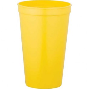 Rally Stadium Cup | 22 oz - Yellow