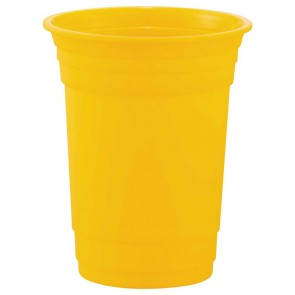 Party Stadium Cup | 16 oz - Yellow