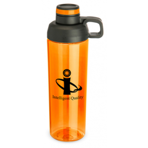 30 oz Zuma Double Opening Tritan Water Bottles - Orange