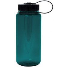 Blue Nalgene Wide Mouth Water Bottles | 16 oz